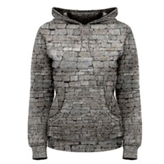 STONE WALL GREY Women s Pullover Hoodies