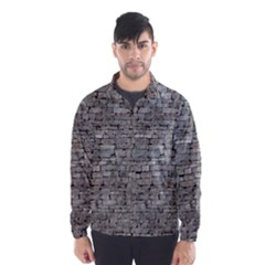 STONE WALL GREY Wind Breaker (Men)