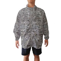 STONE WALL GREY Wind Breaker (Kids)