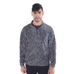 SILVER TRAVERTINE Wind Breaker (Men)