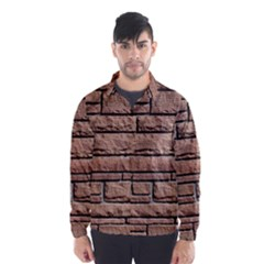 SANDSTONE BRICK Wind Breaker (Men)