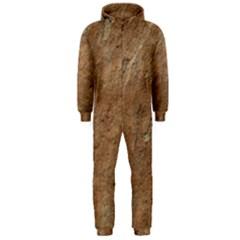 Sandstone Hooded Jumpsuit (men)