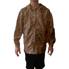 SANDSTONE Hooded Wind Breaker (Kids)