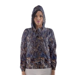 RUSTY STONE Hooded Wind Breaker (Women)