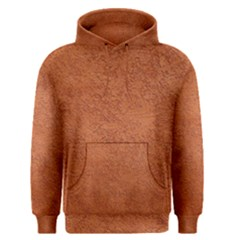 Rust Colored Stucco Men s Pullover Hoodies