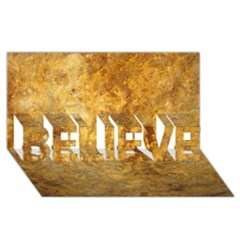 ROSIA MONTANA BELIEVE 3D Greeting Card (8x4)