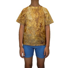 ROSIA MONTANA Kid s Short Sleeve Swimwear
