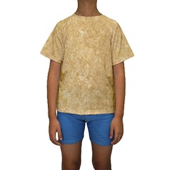 NOCE TRAVERTINE Kid s Short Sleeve Swimwear