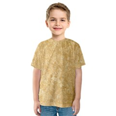 NOCE TRAVERTINE Kid s Sport Mesh Tees