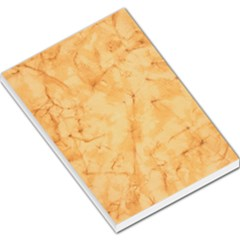 Marble Light Tan Large Memo Pads