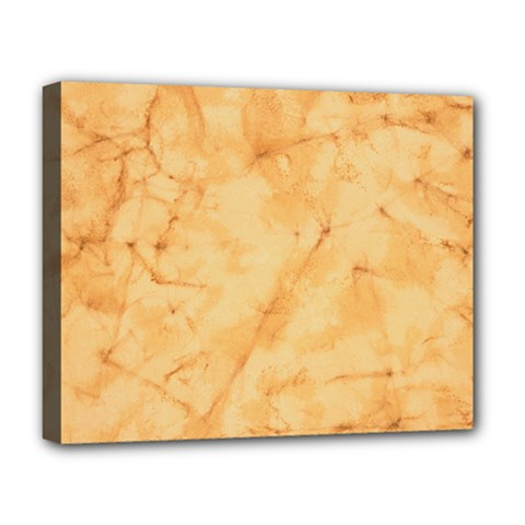 MARBLE LIGHT TAN Deluxe Canvas 20  x 16