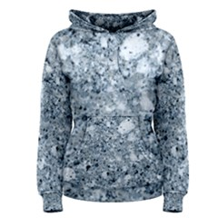 MARBLE LIGHT GREY Women s Pullover Hoodies