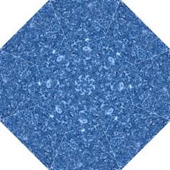 Marble Blue Hook Handle Umbrellas (medium)