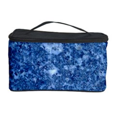 MARBLE BLUE Cosmetic Storage Cases