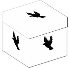 Crow Storage Stool 12