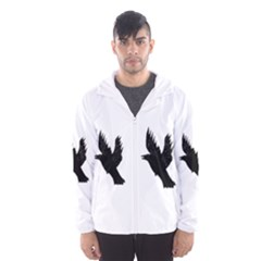 CROW Hooded Wind Breaker (Men)