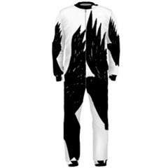 Crow Onepiece Jumpsuit (men)