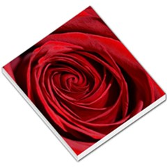 Beautifully Red Small Memo Pads