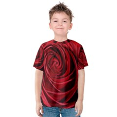 Beautifully Red Kid s Cotton Tee