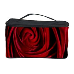 Beautifully Red Cosmetic Storage Cases