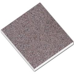 Granite Red Grey Small Memo Pads