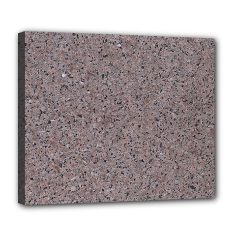 GRANITE RED-GREY Deluxe Canvas 24  x 20