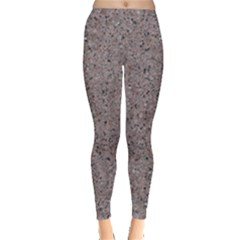 GRANITE RED-GREY Women s Leggings