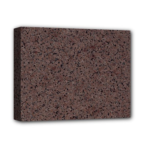 GRANITE RED-BROWN Deluxe Canvas 14  x 11