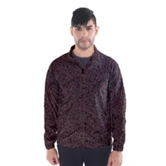 Granite Red Brown Wind Breaker (men)
