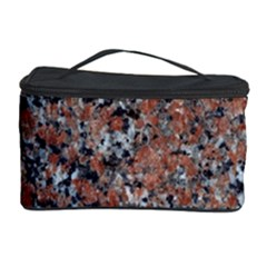 GRANITE RED-BLACK Cosmetic Storage Cases