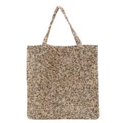 GRANITE BROWN 3 Grocery Tote Bags