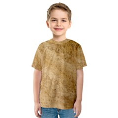 GRANITE BROWN 2 Kid s Sport Mesh Tees