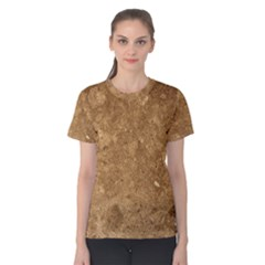 GRANITE BROWN 1 Women s Cotton Tee