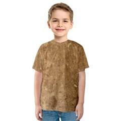GRANITE BROWN 1 Kid s Sport Mesh Tees