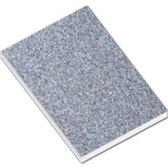 GRANITE BLUE-GREY Large Memo Pads