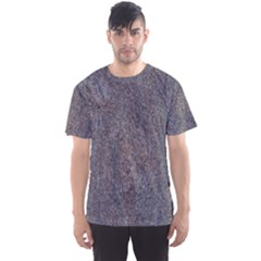 GRANITE BLUE-BROWN Men s Sport Mesh Tees