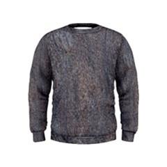 GRANITE BLUE-BROWN Boys  Sweatshirts