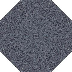 GRANITE BLUE-BLACK 3 Folding Umbrellas