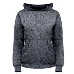 GRANITE BLUE-BLACK 3 Women s Pullover Hoodies