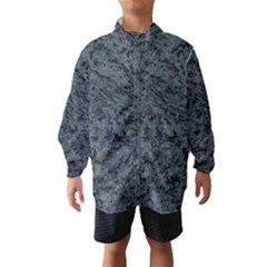 GRANITE BLUE-BLACK 2 Wind Breaker (Kids)