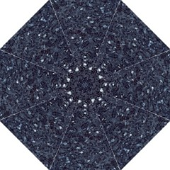 Granite Blue Black 1 Folding Umbrellas