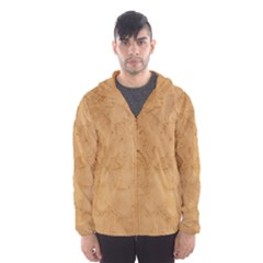 FAUX STONE Hooded Wind Breaker (Men)