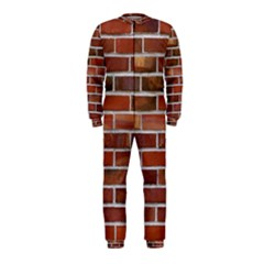 COLORFUL BRICK WALL OnePiece Jumpsuit (Kids)