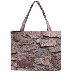CEMENTED ROCKS Tiny Tote Bags