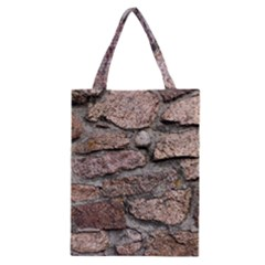 CEMENTED ROCKS Classic Tote Bags