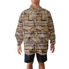 Block Wall 1 Wind Breaker (kids)