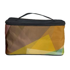 Fading shapes Cosmetic Storage Case