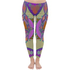 Mandala Winter Leggings