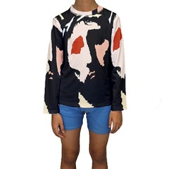 Christ Kid s Long Sleeve Swimwear