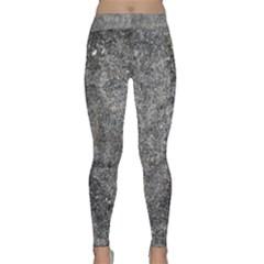 Black Mica Yoga Leggings
